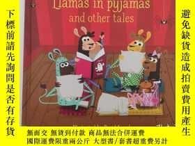 二手書博民逛書店Llamas罕見in Pyjamas and Other TalesY19139 R. Punter Usbo