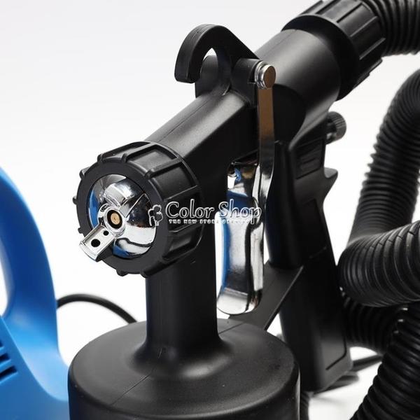 德耳斯電動噴槍高壓霧化噴塗機油漆汽車塗料乳膠除甲醛噴漆槍消毒 新品上新