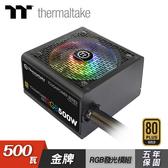 【Thermaltake 曜越】GX1 RGB 500W 金牌電源供應器
