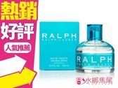 Ralph Lauren Ralph 花漾年華女性淡香水 50ml◐香水綁馬尾◐
