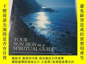 二手書博民逛書店your罕見sun sign as a spiritual guideY9212