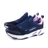 GOOD YEAR 固特異 懶人鞋 休閒運動鞋 籃紫色 女鞋 GAWR92707 no011