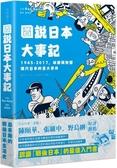 圖說日本大事記:1945-2017,改變與形塑現代日本的百大事件【城邦讀書花園】