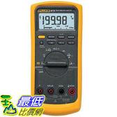 [公司貨]  美國Fluke 87-V  875工業用真有效值數位萬用表 解決馬達驅動及電器的電壓和頻率測量