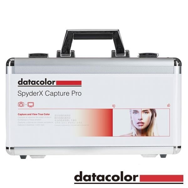 【南紡購物中心】Datacolor Spyder X CAPTURE PRO 數位影像螢幕校正器專業套組