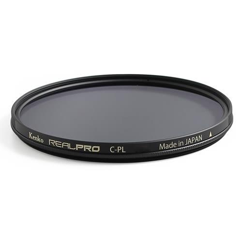 24期零利率 Kenko Real PRO 防潑水多層鍍膜環型偏光鏡 77mm MC CPL (SLIM)