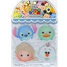 【收藏天地】迪士尼tsumtsum系列水晶浮雕貼*綜合卡通-史迪奇雪寶