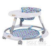 學步車  嬰兒童車學步車免安裝助步車可折疊防側翻嬰兒學步車6/7-18個月atf  poly girl