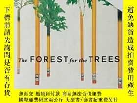二手書博民逛書店The罕見Forest For The TreesY364682 Betsy Lerner Riverhead