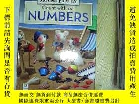 二手書博民逛書店COUNT罕見WITH US NUMBERS 和我們一起數Y203004