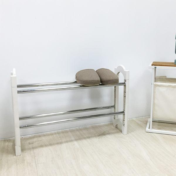 【ikloo】日系可疊伸縮鞋架1入▶▶多入再享優惠◀◀