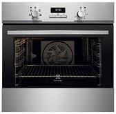 Electrolux 瑞典 伊萊克斯 EOB3400AAX 嵌入式電烤箱 (220V)+蒸爐EVY8740BAX