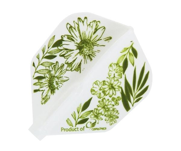 【Fit Flight AIR】Printed Series Botanical Shape 鏢翼 DARTS