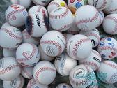 棒球運動用品手工縫紉硬式軟式實心中小學生練習考試練習訓練壘球【一條街】