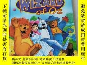 二手書博民逛書店The罕見wizard of oz:綠野仙蹤Y212829