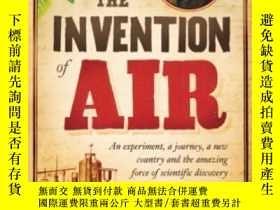 二手書博民逛書店The罕見Invention Of Air-空氣的發明Y436638 Steven Johnson Pengu
