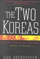 二手書博民逛書店《The Two Koreas: Revised And Updated A Contemporary History》 R2Y ISBN:9780465051625