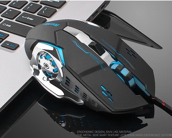 電腦滑鼠游戲有線滑鼠