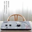 家用茶盤茶臺排水烏金石茶盤整塊功夫茶具【櫻田川島】