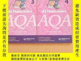 二手書博民逛書店A2罕見Mathematics 3、4Y11026 STUDENT UNIT GUIDE 出版2009
