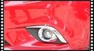 【車王小舖】馬6 馬自達6 ALL NEW Mazda 6 前霧燈框 前霧燈眉 霧燈裝飾框 ATENZA