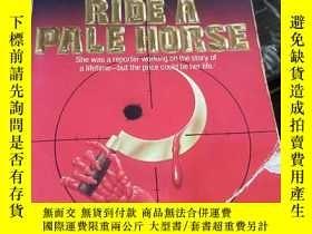 二手書博民逛書店ride罕見a pale horseY11245 Helen M