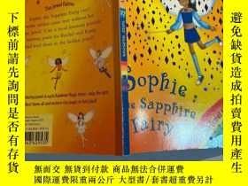 二手書博民逛書店the罕見sapphire fairy 藍寶石仙女Y200392