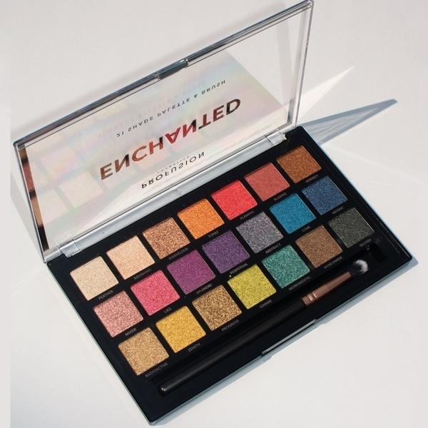 PROFUSION 21色眼影盤- 魅惑幻彩 Enchanted