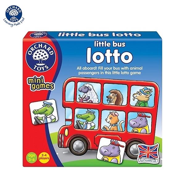 【英國Orchard Toys】可攜桌遊-車車載滿滿