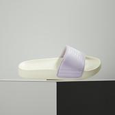 New Balance 奶油紫 LOGO 防潑水 韓國 休閒 涼拖鞋 SD1101IPP