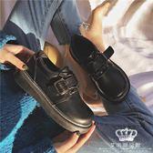 娃娃鞋 日系軟妹小皮鞋原宿學院風大頭厚底鞋 艾米潮品館