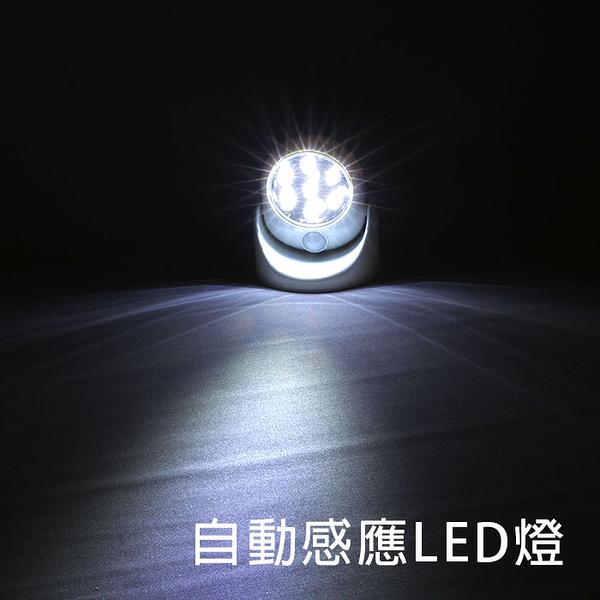 感應燈 360度旋轉調整 LED壁燈 照明燈 小夜燈《SV5227》快樂生活網