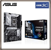 華碩 ASUS PRIME-Z590-P/CSM 主機板