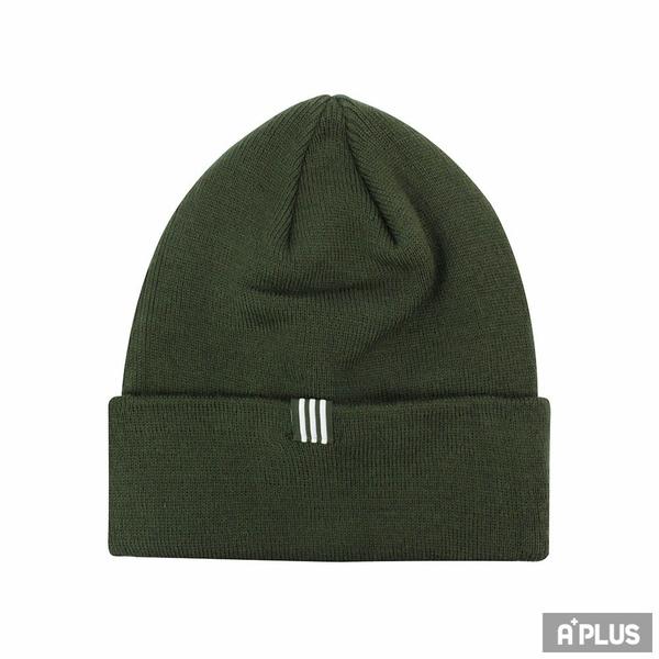 Adidas 男女 TREFOIL BEANIE 毛帽 - DH4298
