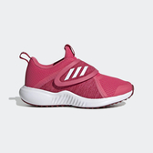 ADIDAS FortaRun X CF K [G27142] 中童鞋 運動 慢跑 休閒 緩震 舒適 透氣 愛迪達 粉白
