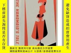 二手書博民逛書店The罕見Handmaid s Tale 女僕的故事(預訂)Y2