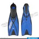 套腳式潛水塑膠蛙鞋 F-MR06-BU【AROPEC】