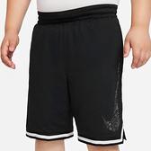 NIKE DNA 童裝 大童 短褲 籃球 訓練 休閒 大勾 黑【運動世界】DD8982-010