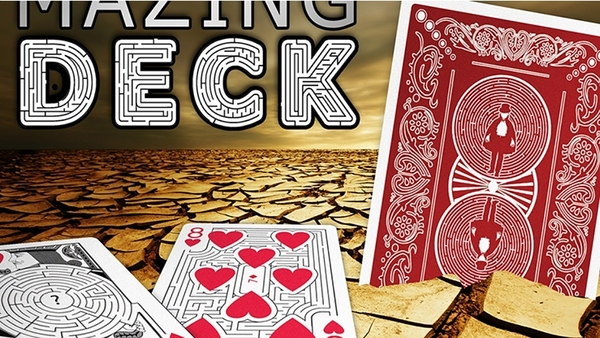 【USPCC撲克】 Bicycle Mazing Playing Cards