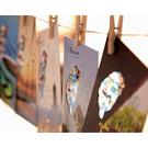 【收藏天地】精彩台灣*幻燈造型明信片16款  風景 記念品 創意 賀卡 島型