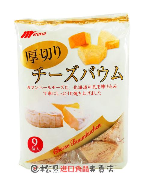 《松貝》丸金厚切蛋糕(起司)210g【4978323043539】ba9