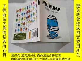二手書博民逛書店mr.bump罕見: bump先生6Y212829