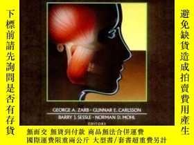 二手書博民逛書店Temporomandibular罕見Joint and Masticatory Muscle Disorder-