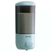 單孔給皂器-透明