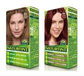 NATURTINT赫本染髮劑 6G金棕色/9R酒紅色