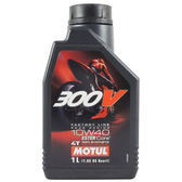 【MOTUL】300V 4T 10W40 FACTORY LINE 酯類 全合成機油 10W40