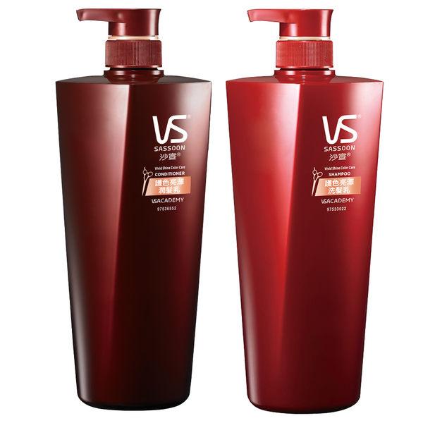 沙宣 VS 深層 洗潤 超值組 (洗髮乳 500ml + 潤髮乳500ml ) - P&G寶僑旗艦店