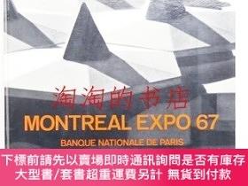 二手書博民逛書店MONTREAL罕見EXPO 67 <モントリオール萬國博關連資料>Y473414 Banque Natio