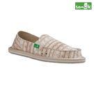 SANUK  部落民俗圖騰懶人鞋-女款1012946 NMTS(米色)
