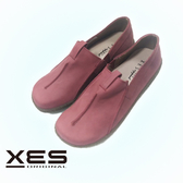 XES簡便休閒鞋 紅色 台灣製造